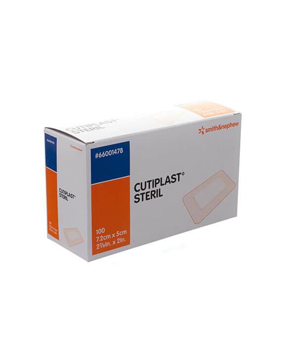 S&N Cutiplast Sterile 5x7,2cm (100 stuks)