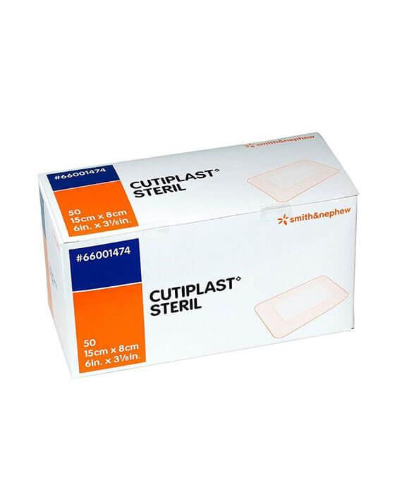 S&N Cutiplast Sterile 8 x 15cm (50 stuks)